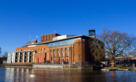 Royal Shakespeare Theatre Royalty Free Stock Images