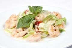 Royal shrimps Stock Images