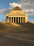 Royal Shrine, Melbourne, Australia Royalty Free Stock Photo
