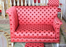 Royal Sofa Stock Photography