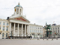 Royal Square in Brussels Royalty Free Stock Photos