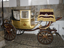 Royal Stables and Carriages Copenhagen Stock Photo