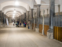 Royal Stables and Carriages Copenhagen Stock Photography