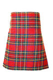 Royal Stewart kilt Stock Photo