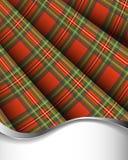 Royal Stewart tartan Royalty Free Stock Image