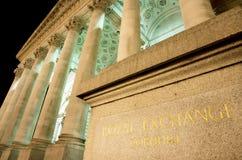 The Royal Stock Exchange Stock Image