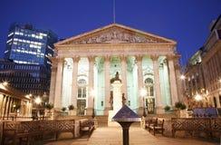 The Royal Stock Exchange Stock Photos