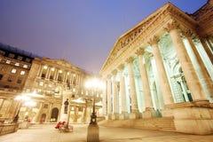 The Royal Stock Exchange Stock Photo