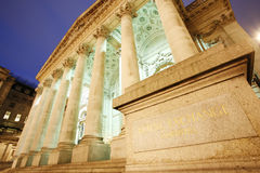 The Royal Stock Exchange Royalty Free Stock Photography