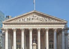 Royal Stock Exchange, London Stock Photos