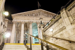 The Royal Stock Exchange Royalty Free Stock Photo