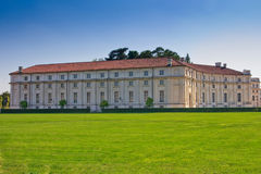 Royal Stupinigi hunting palace Stock Photo