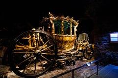 royal suédois Livrustkammaren d'arsenal Image stock