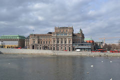 Royal Swedish Opera in Stockholm. Stock Photography
