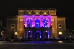 Royal Swedish Opera in Stockholm Stock Photos