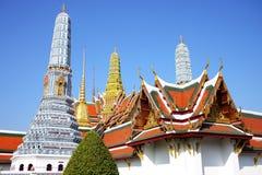 The royal temple. Royal temple, grand temple in Bangkok, Thailand Stock Photos