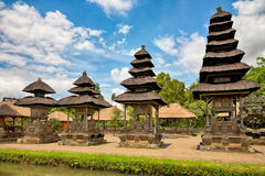 Royal temple Taman Ayun, Bali, Indonesia Royalty Free Stock Photo