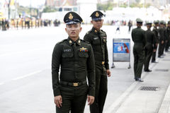 Royal Thai Armed Forces Stock Photos