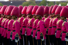 Royal Thai Armed Forces Royalty Free Stock Photography