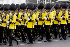 Royal Thai Armed Forces Stock Photography
