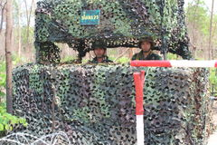Royal Thai Army. Thailand for Khon Kaen thailand Stock Photography