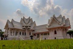 Royal Thai Monastery in Lumbini, Nepal royalty free stock photos