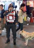 Royal Thai Police Royalty Free Stock Image