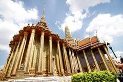 Royal Thai temple Royalty Free Stock Photo