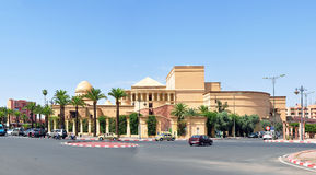 Royal Theatre of Marrakech Royalty Free Stock Photography