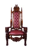 Royal throne Royalty Free Stock Image