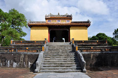 Royal Tomb of Vietnam Stock Image