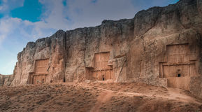Royal Tombs Royalty Free Stock Images