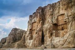 Royal Tombs Stock Photo