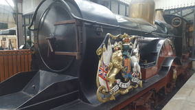 Royal train Stock Photography