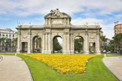 Royal Triumphal arch Stock Image