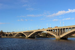 Royal Tweed Bridge, Berwick-upon-Tweed Royalty Free Stock Image