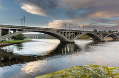 Royal Tweed Bridge Royalty Free Stock Photo