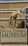 Royal Tyrrell Museum Stock Photos