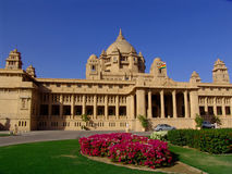 The Royal Umaid Bhawan Palace, Jodhpur, India Stock Photos