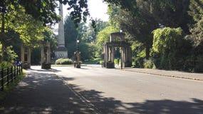Royal Victoria& x27;s park stock photos