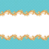 Royal victorian background Stock Images