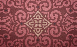Royal vintage element  background wall Royalty Free Stock Photo