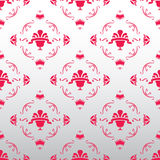 Royal vintage wallpape Stock Images