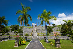Royal Water Palace, Bali, indonesia Stock Photo