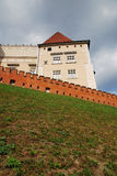 Royal Wawel Castle, Cracow Stock Images