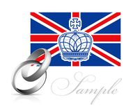 Royal wedding Royalty Free Stock Photography