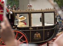 Royal wedding Stock Image