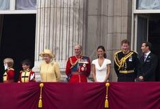 Royal wedding Stock Photography