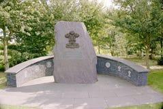 Royal Welsh Memorial. Stock Images