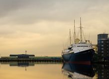 Royal Yacht Britannia Royalty Free Stock Image